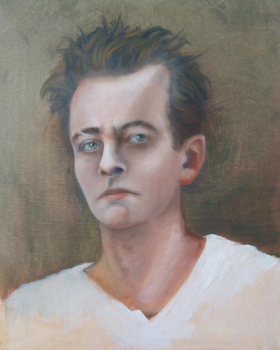 Tumnus Moran Self-Portrait Take 3