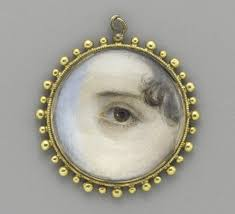 Lover's Eye Necklace