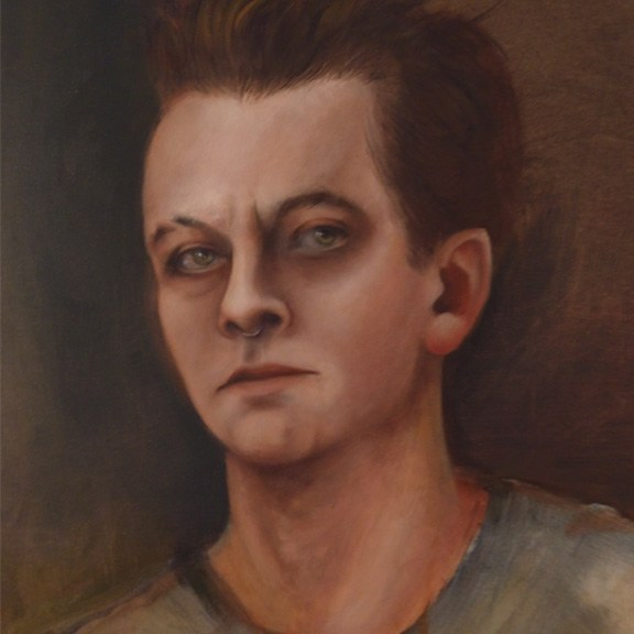Tumnus Moran Self-Portrait Take 5