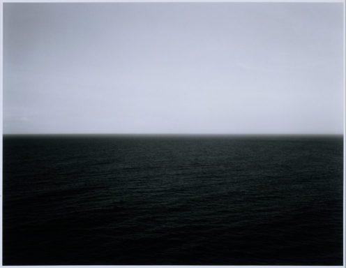 Hiroshi Sugimoto, Indian Ocean, Bali (#358)