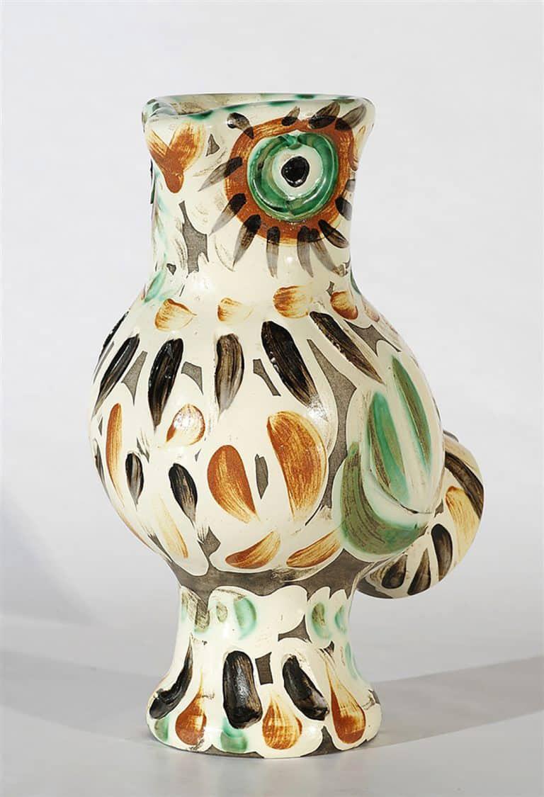 Chouette 1969 Pablo Picasso