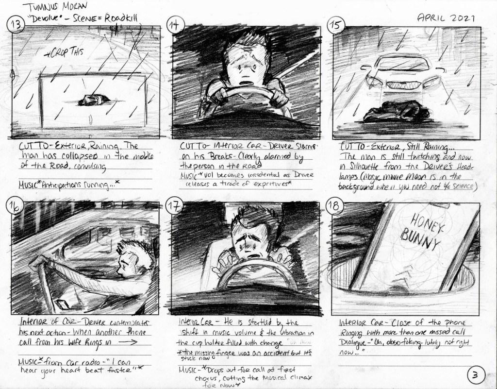 Tumnus Moran Storyboarding Page 3