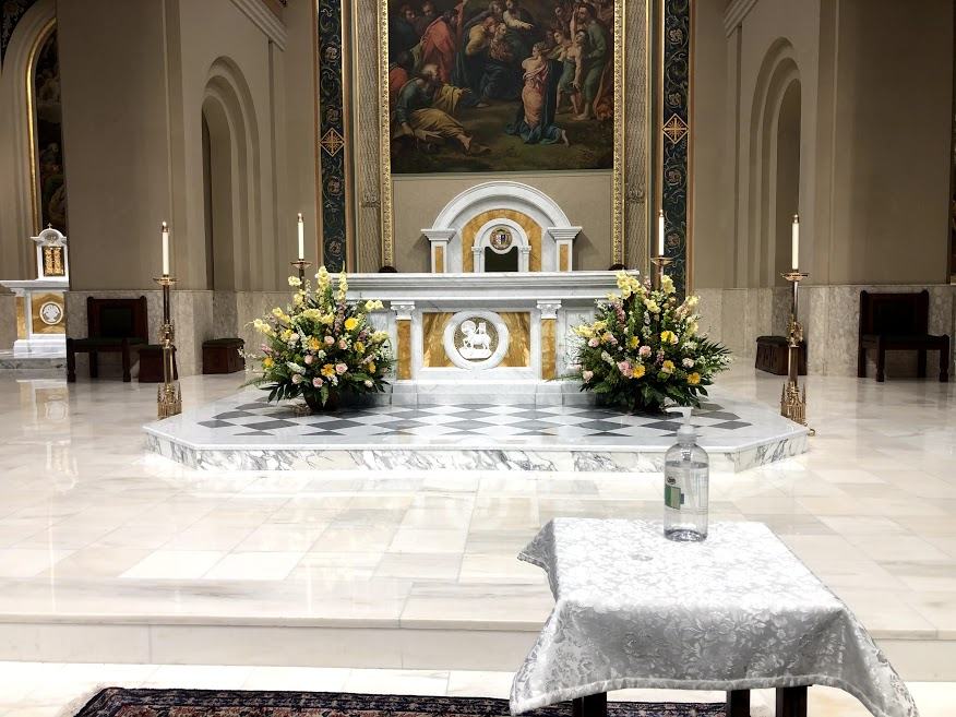 St Peters Altar