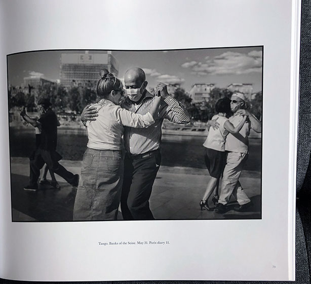 """Le Louvre the first day it reopened after """" confinement """" July 6. Paris diary 55. & Florin, Gare du Nord. Paris, may 28. Paris diary 7- Peter Turnley .jpg"""