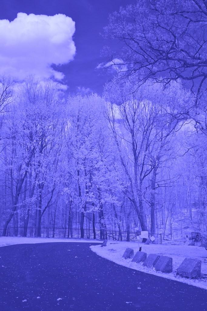 Infrared Path pt 3