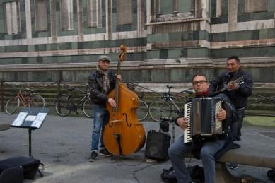 Chillin at the Duomo