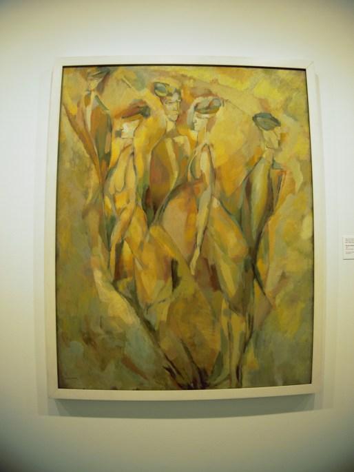 Portrait (Dulcinea) Marcel Duchamp