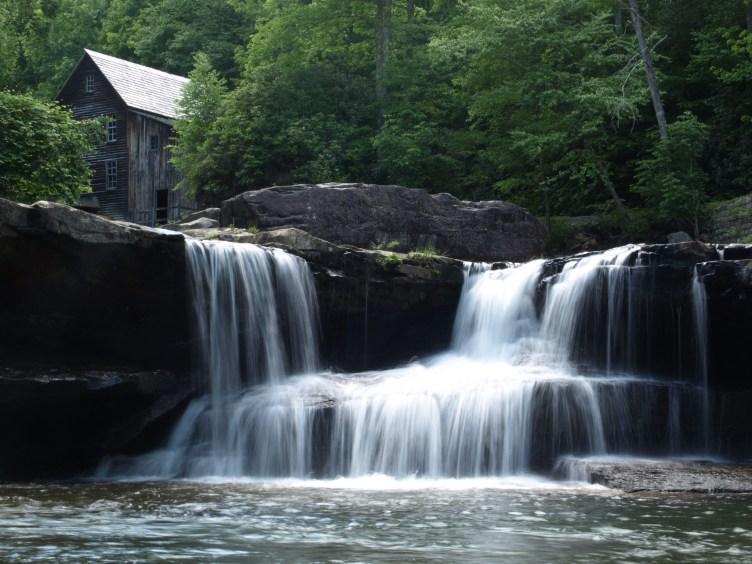 babcock waterfall