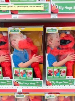 Hostage-taker Elmo