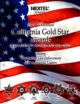 California Gold Star Awards_Written by John Espinosa Nelson