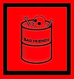 DRUMS OF TOXIC PALS_Where Excuses Go to Die