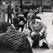 Vivian Maier Crowd Shot