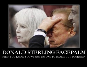 Donald Sterling Facepalm_Where Excuses Go to Die