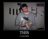THIS IS JUSTIN BIEBER_Where Excuses Go to Die