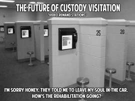 """Video Remand Stations"" The future of detention visitation_Where Excuses Go to Die"