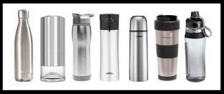 Designer Water Bottle Worship_Where Excuses Go to Die