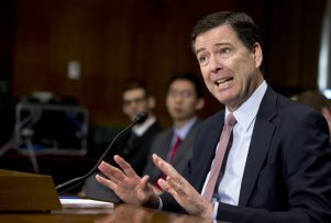 FBI Director James Comey_Manuel Balce Ceneta:AP