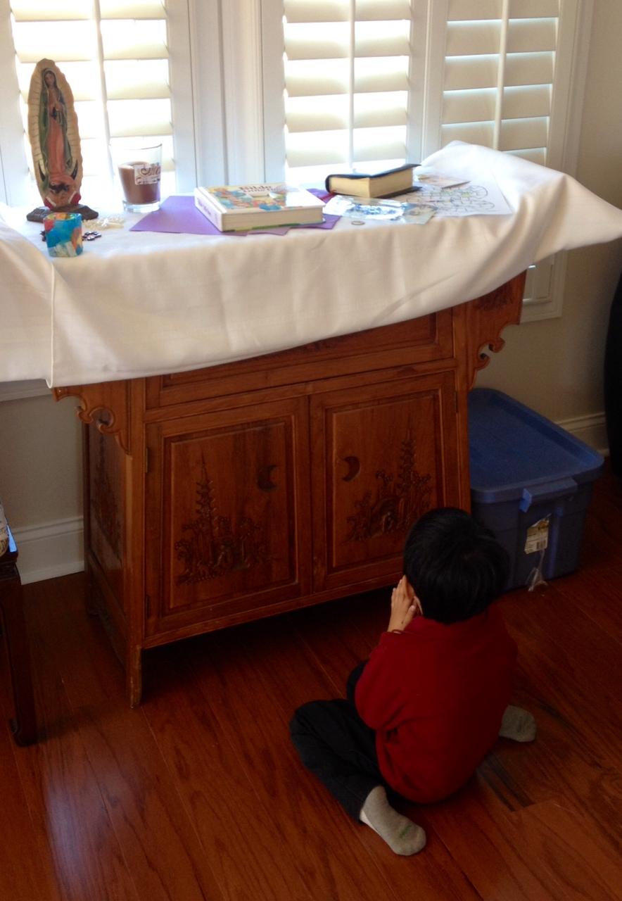 Lenten Activities for Preschoolers  Where Grace Flows