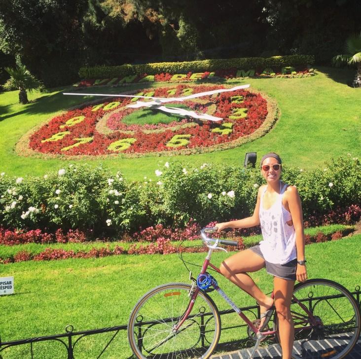Our beautiful bike ride around Viña