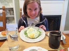 Eggs Hopkins!!