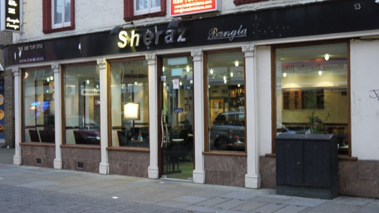 Brick Lane Restaurant Review – Sheraz