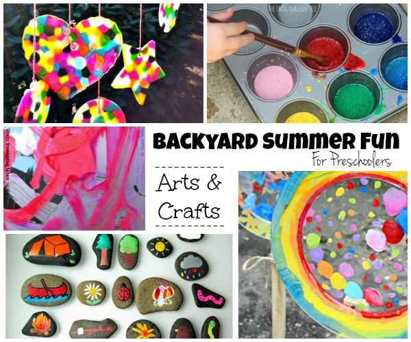 Summer Fun Art Activities For Toddlers Viewsummer Co