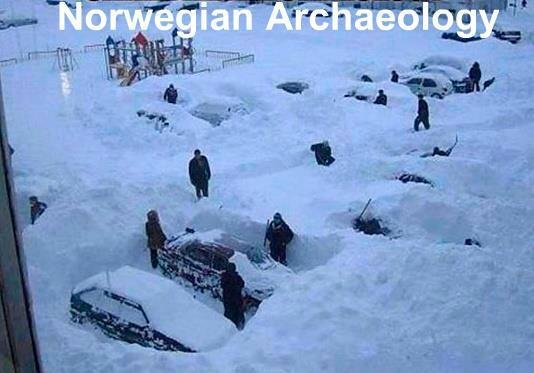 Norwegian-Snow-Archeology