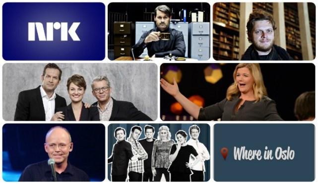 NRK Publikum - Join us