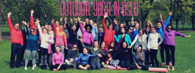 Outdoor Yoga in Oslo