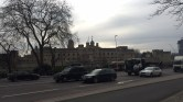 The Tower of London from Tower Hill tube stop