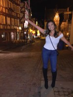 Me on the Oberstadt!