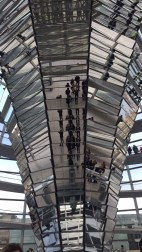 The dome of the Bundestag