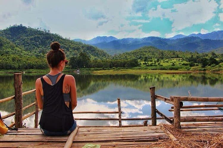 pai huay dimi lake thailand