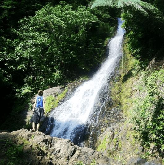 huey toh waterfall - long-term traveler tips