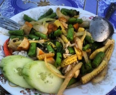 market food thailand