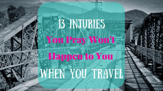 13 Injuries
