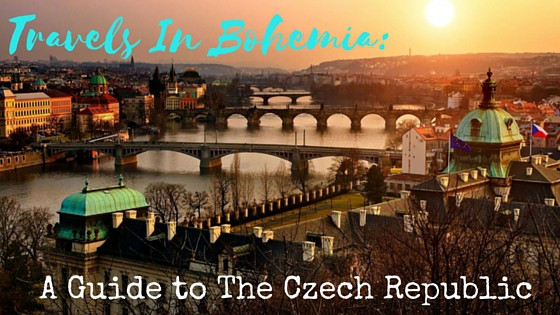 Travels In Bohemia: Visit Czech Republic