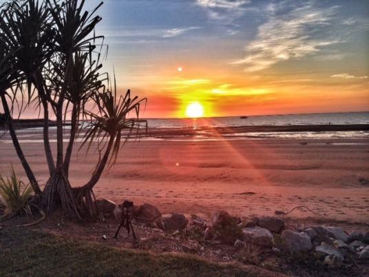 Working and Living in Darwin, Australia