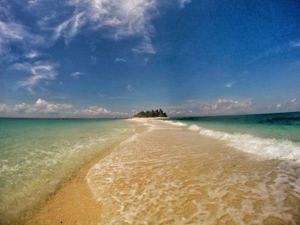 guide to Kalanggaman Island sandbar Philippines - samar tourist spots  Traveling Leyte and Samar. leyte tourist spots