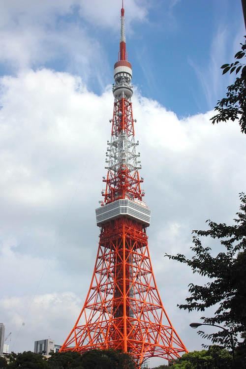 Tokyo Tower Akabanebashi  Where In Tokyo listing