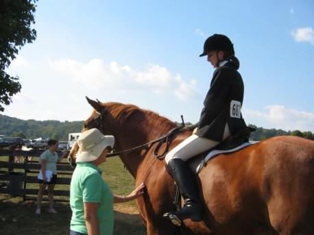 Childhood Horse Show