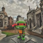 Lil Ninja Raph in Buenos Aires