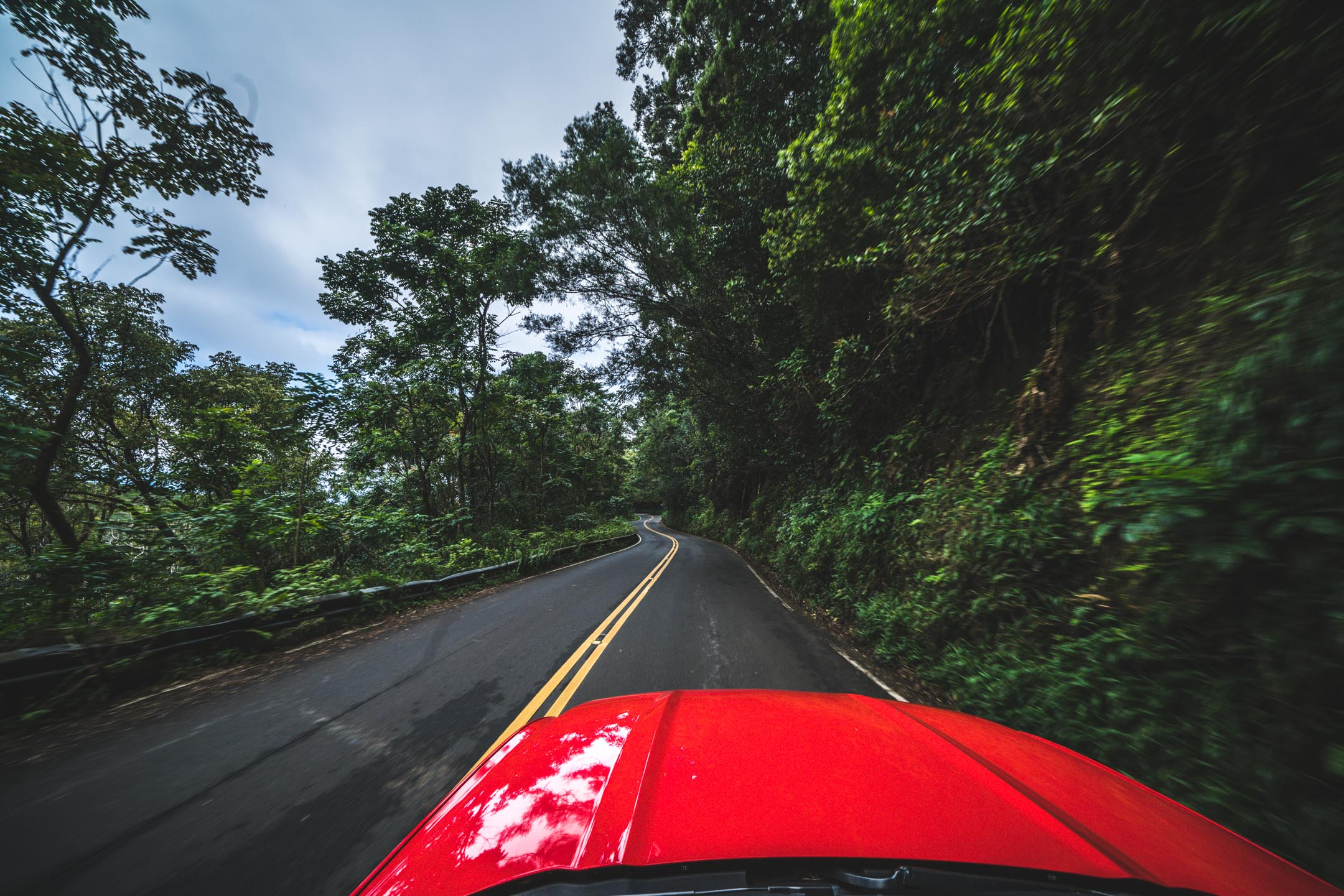 Why You've Got To Rent A Convertible In Maui