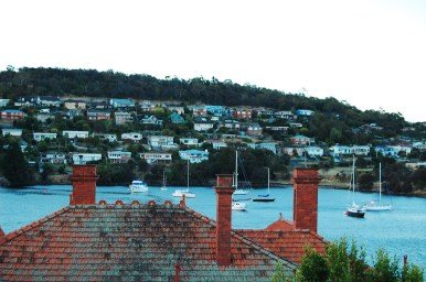 View from John's window