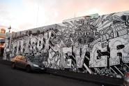 Cool graffiti everywhere!