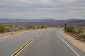 Driving south, to the Colorado Desert
