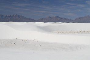 White Sands National monument
