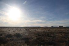 White Sands desert