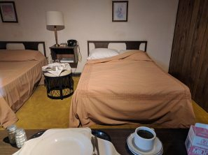 MLK's room