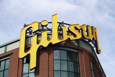 Gibson factory